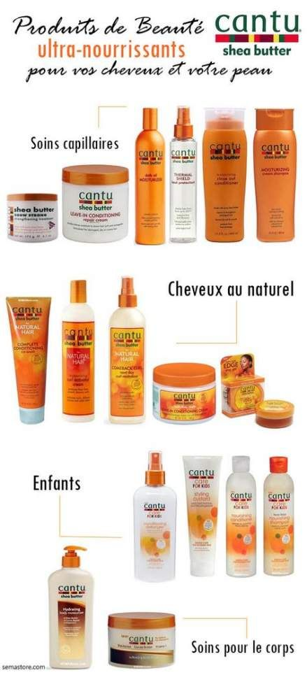 20 best ideas for hair natural care products shea butter -   13 cantu hair Products ideas