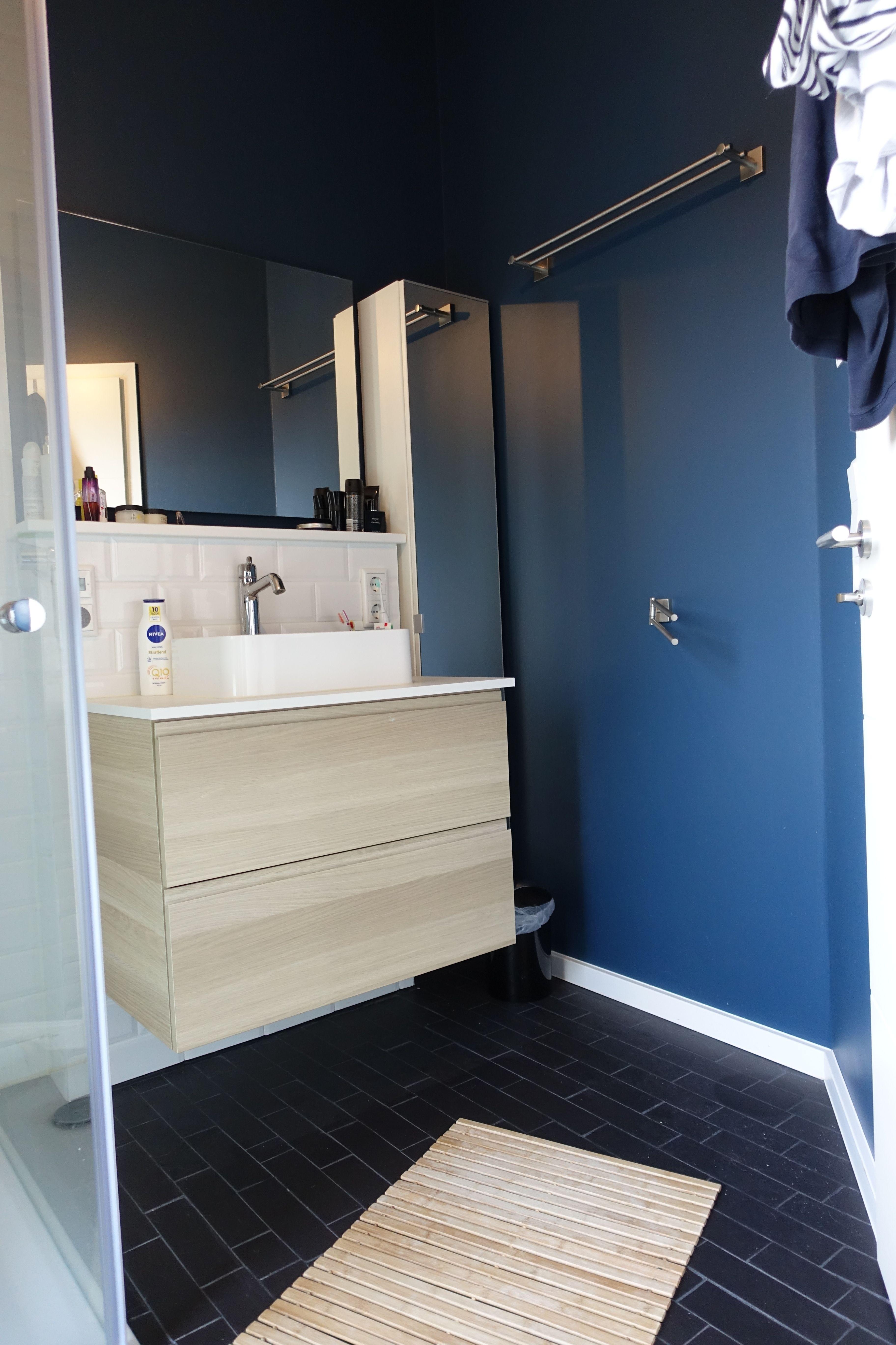 Benjamin Moore, Ardiatic Blue   Badezimmer streichen ...
