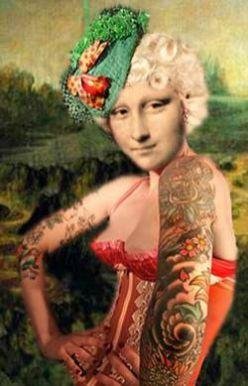 If Mona Lisa Had A Bicycle!