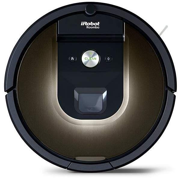iRobot Roomba 980 Vacuum Cleaning Robot Irobot roomba