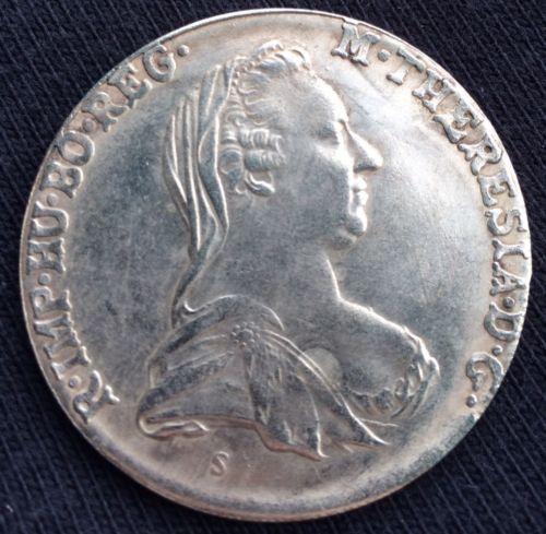 Sammler Münze Rimphubo Reg M Theresia D G 1780sparen25com