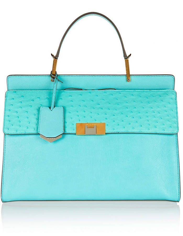 b4c495b38a Sac en cuir : Les plus beaux sacs en cuir de l'hiver 2016 - Elle ...
