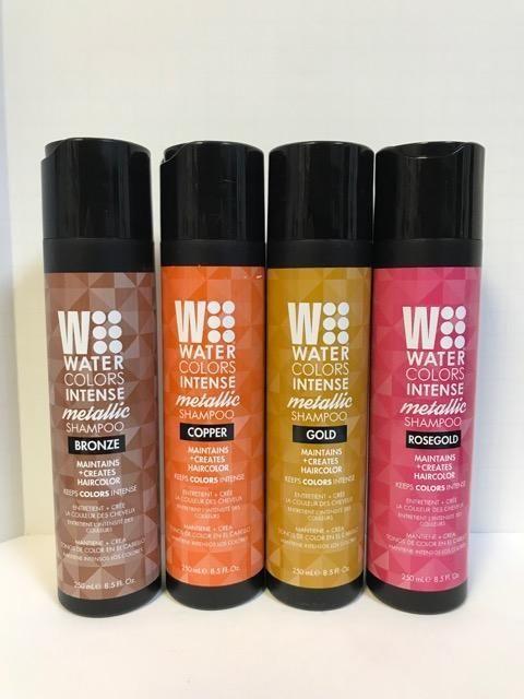Watercolors Intense Shampoos Color Depositing Shampoo Color