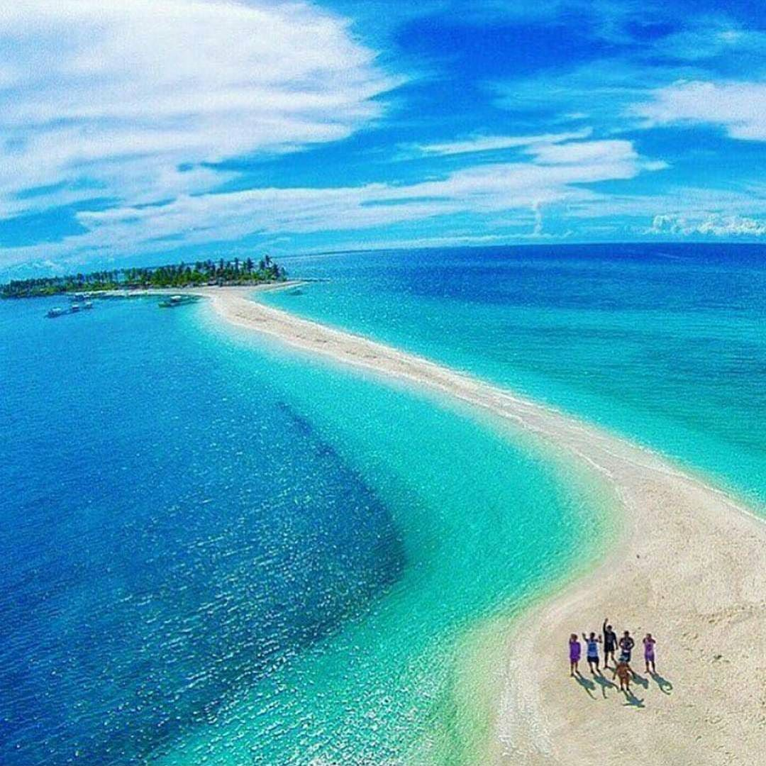 Kalanggaman Island photo by @imvann #amazingdestination by amazing.destination