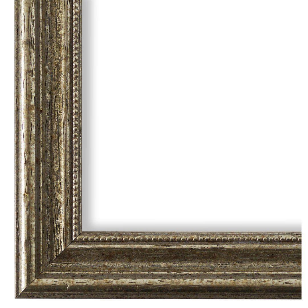 Bilderrahmen Livorno Silber 2 7 Bilderrahmen Bilderrahmen Antik Rahmen