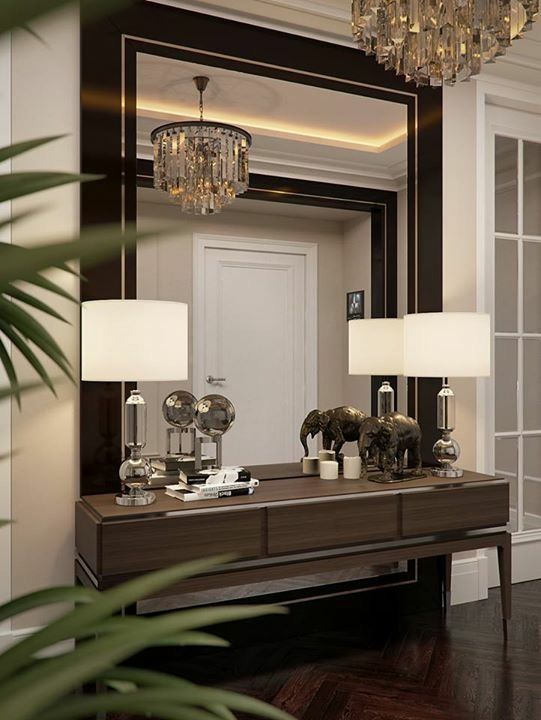 Pin By Faiz Mushtaq On Luxury Decor Design Home Entrance Decor Hall Decor Entrance Hall Decor