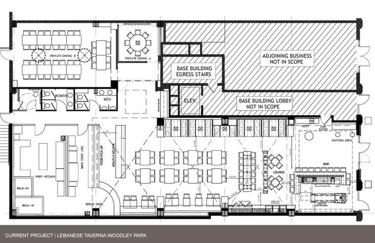 Restaurant concept layout design restaurant ideas for me pinterest - Restaurant layout ...