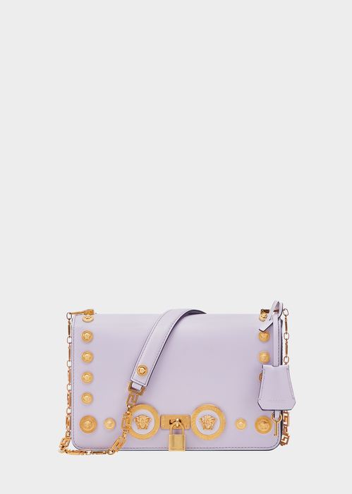 99a1a861f0 Medusa Stud Icon Bag - Versace Shoulder Bags | peenie in 2019 ...