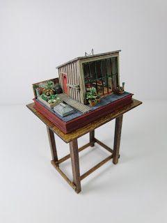 Miniaturas Miniatura - Nell Corkin