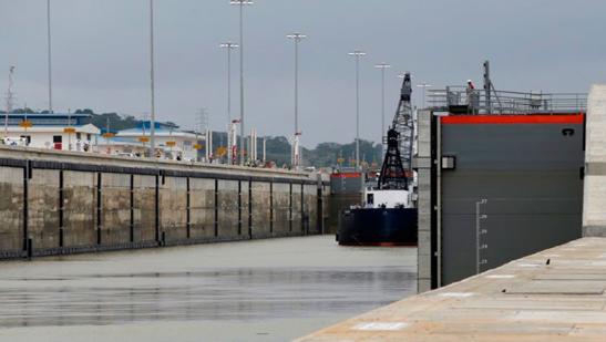 Inauguración de la ampliación del Canal de Panamá. Junio 26, 2016. @teleSURtv