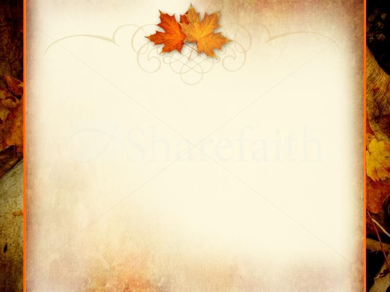 This thanksgiving powerpoint template gives an up close look at a this thanksgiving powerpoint template gives an up close look at a fall scene toneelgroepblik Gallery
