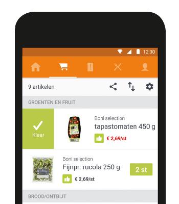boodschappenlijst app app colryt pinterest app