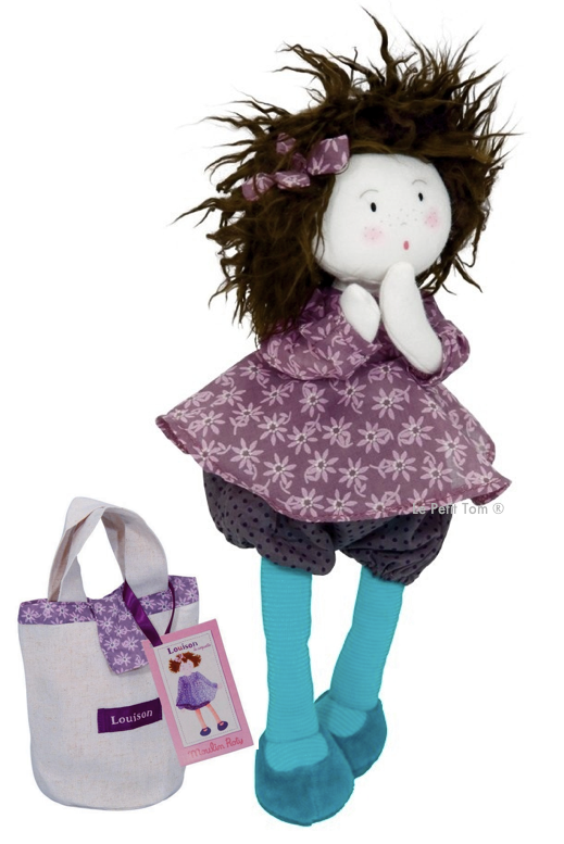 Moulin Roty Les Coquettes - LOUISON Rag Doll