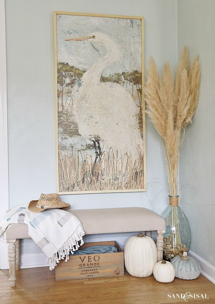 Photo of Coasting into Fall Home Tour + HomeGoods Giveaway