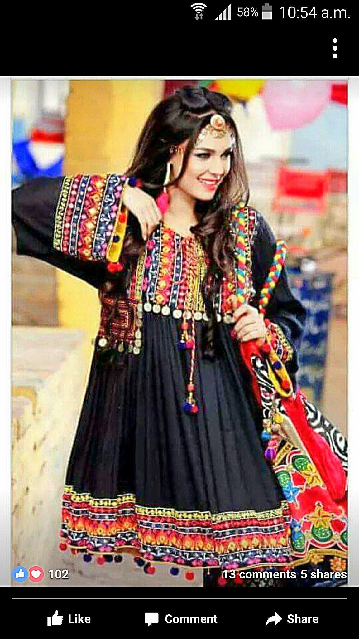 Pin By Sindhi Handicraft On Sindhi Culture How To Wear Fashion
