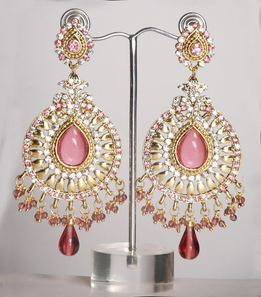 Pin by Navanita M on Earring Collection Pinterest Indian wedding