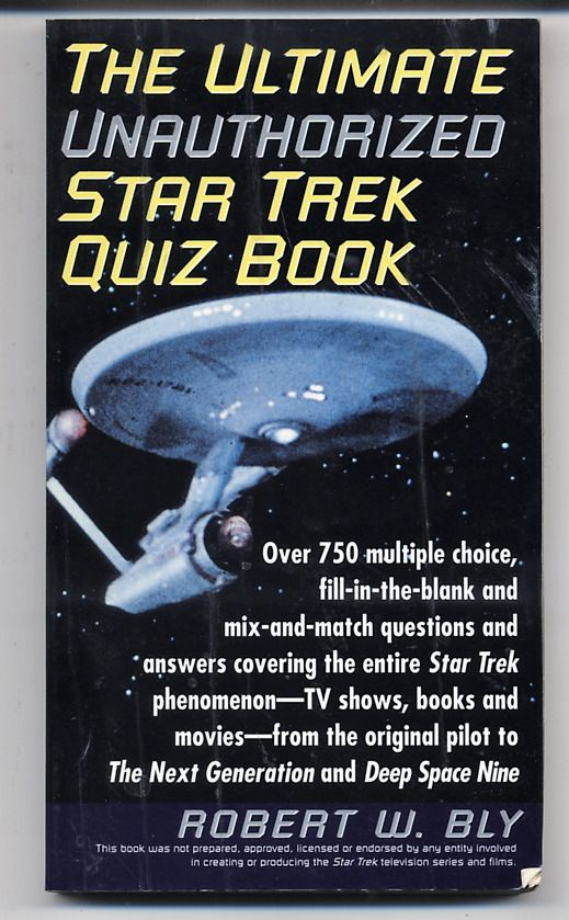 Get E Book The Sci Fi Film Television Quiz Book