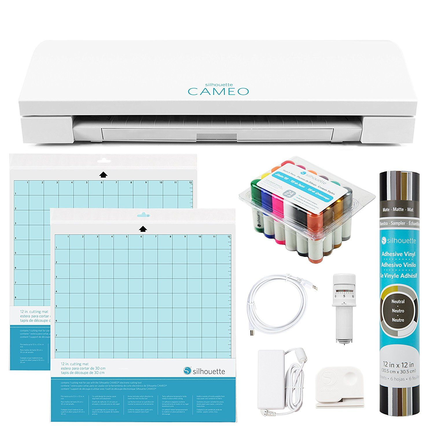 Amazon Big Savings On Craft Kits Weather Stations Calendars Winter Clothing Toys And More Silhouette Cameo Craft Kits Lightning Deal