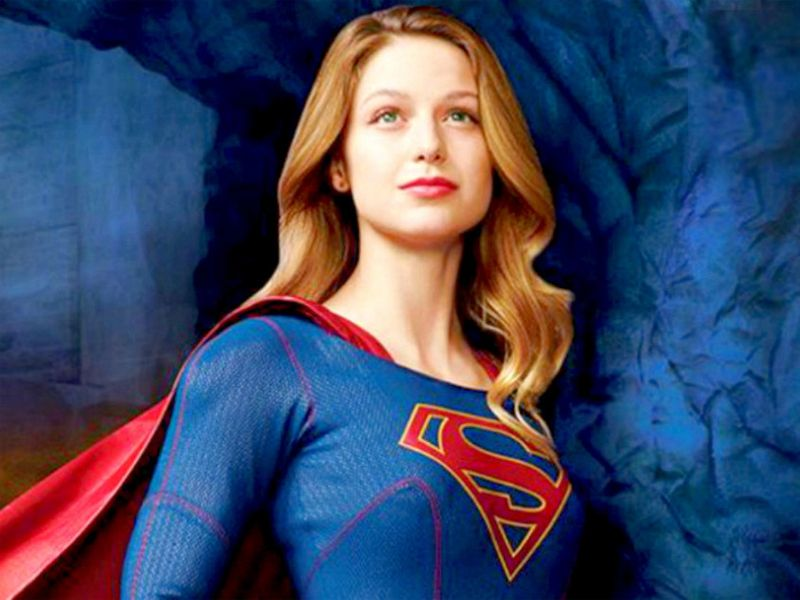 For Cbs, Supergirl Has Already Proven Itself A Hit, And -2357