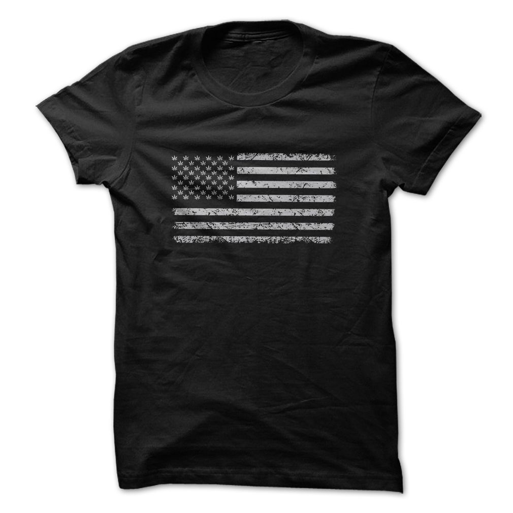 US Weed Flag T-Shirts, Hoodies. ADD TO CART ==► https://www.sunfrog.com/LifeStyle/US-Weed-Flag.html?id=41382