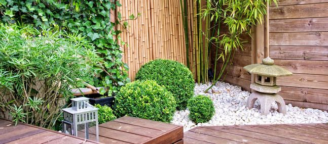 Photo Jardin Japonais Zen Low Maintenance Garden Design Garden