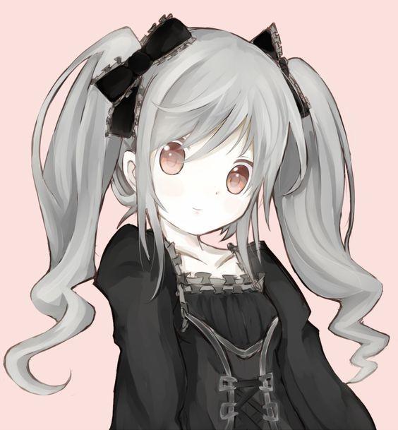 Resultado de imagen para anime vampira albina