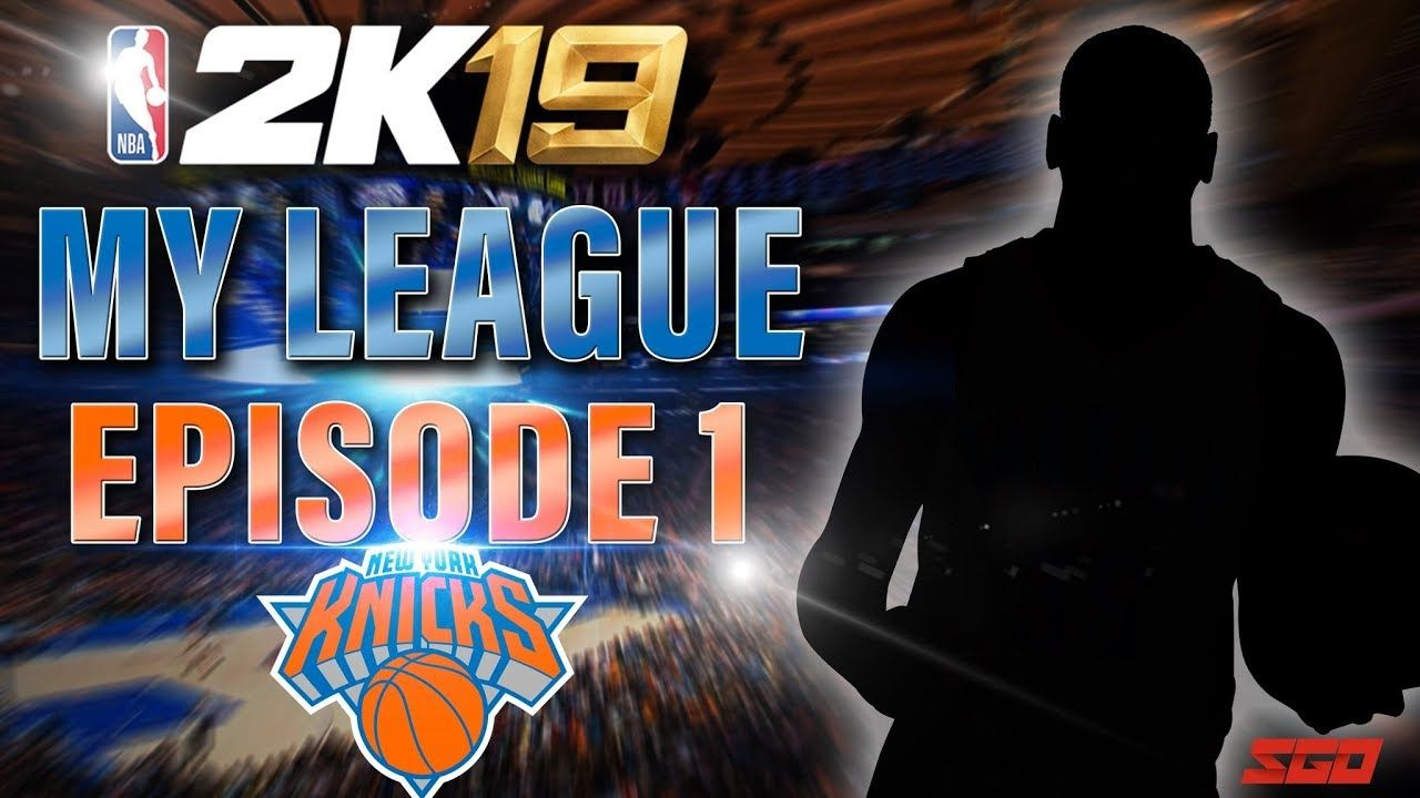 I Can't Believe He Fell To Me! NBA 2K19 My League FANTASY