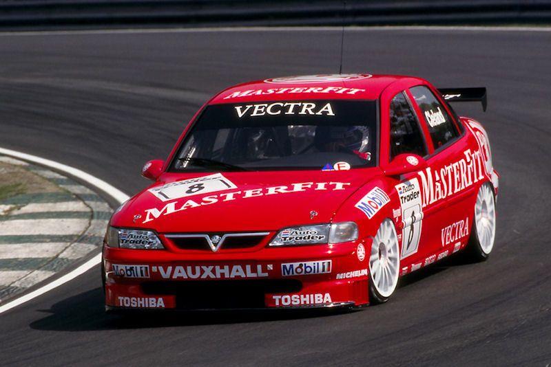 Brands Hatch Round Of The 1997 British Touring Car Championship Vauxhall Btcc Vauxhall Insignia