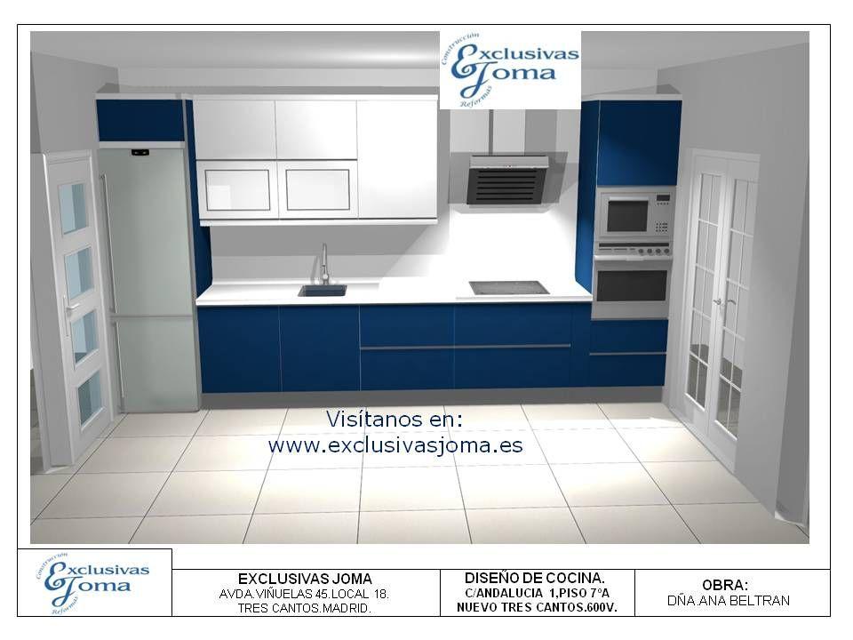 Ultimos dise os de los muebles de cocinas en la zona del nuevo tres cantos esperamos que os - Ultimos disenos de cocinas ...