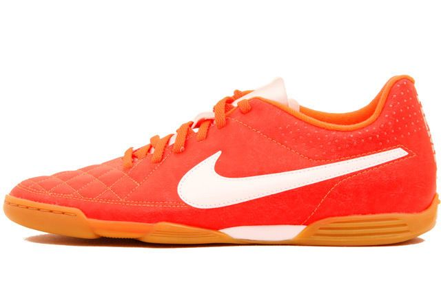 new concept 24e0c 92c7f NIKE TIEMPO RIO II IC INDOOR SOCCER SHOES STYLE 631523-810 Size 10 in  Sporting Goods, Team Sports, Soccer  eBay