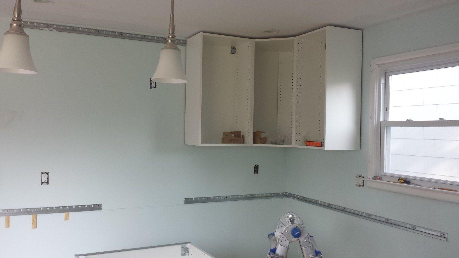 Installing IKEA Kitchen Cabinets The DIY Way | Offbeat Home U0026 Life