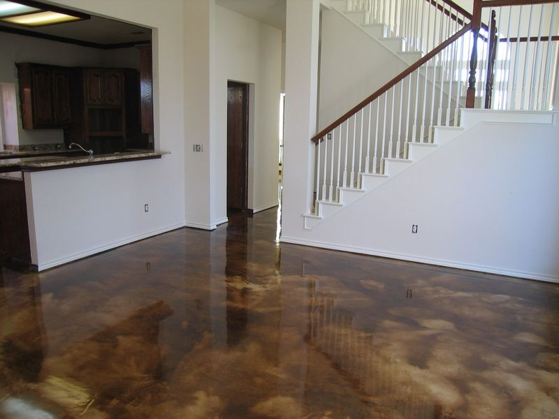 Metallic Epoxy Flooring By Concrete Art Fx Inc When You