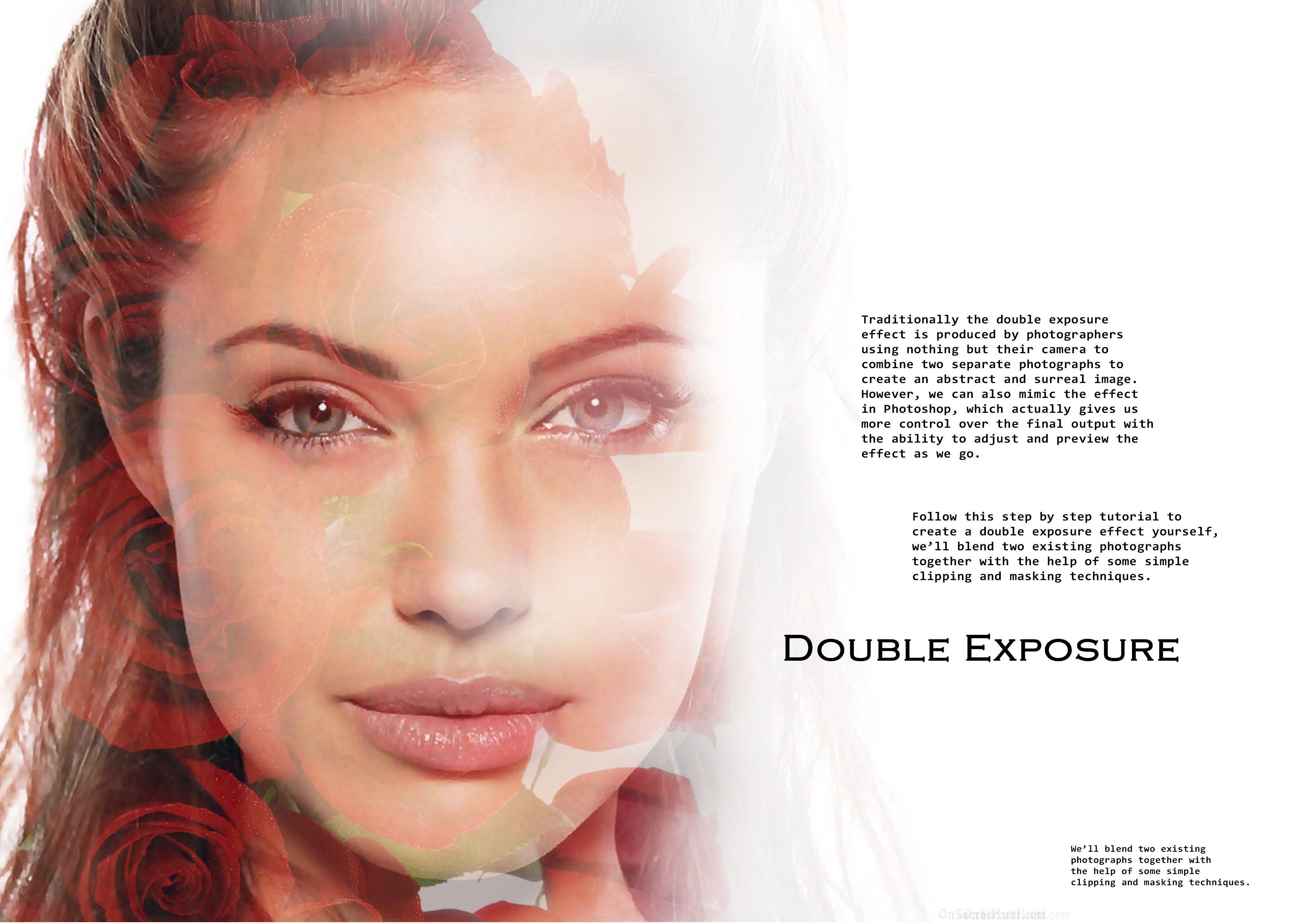 Double Exposure Effect practice