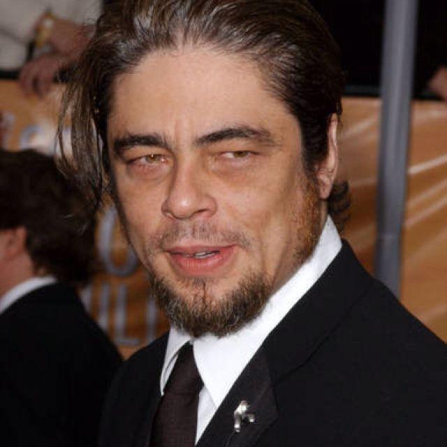 Benicio Del Toro ;)