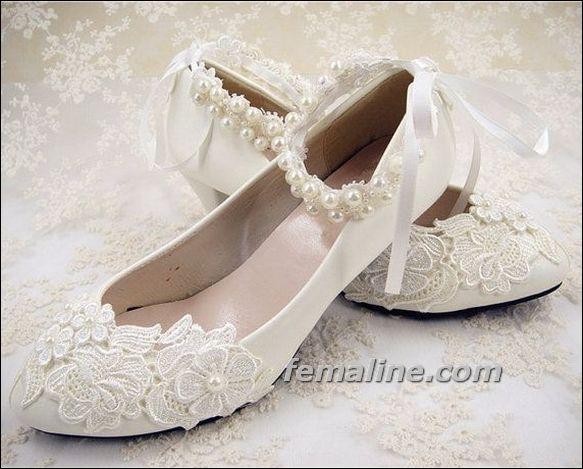Awesome 28 Glamorous Flat Wedding Shoes Can Make You Comfort And Style | Flat  Wedding Shoes, Flats And Style