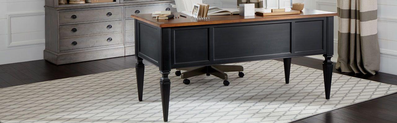 Office Desks Home Ethan Allen