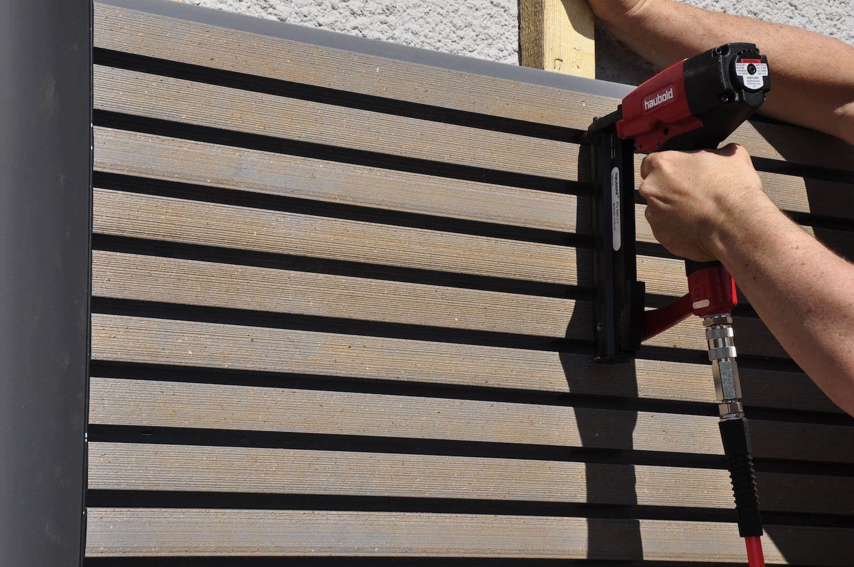 Exterior Plastic Wood Wall Panels Wholesale Diy Composite