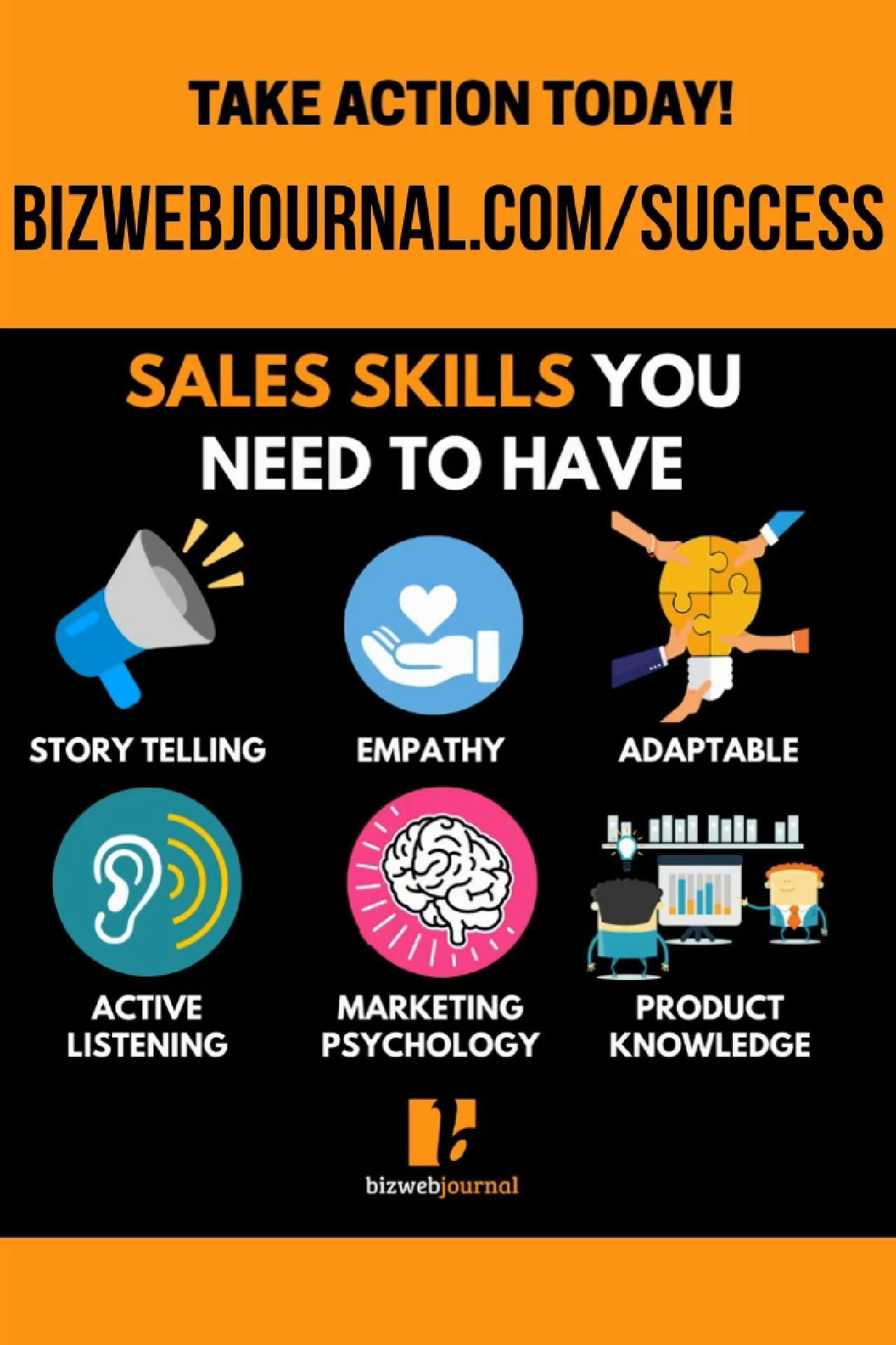 Sales Skills You Need To Master