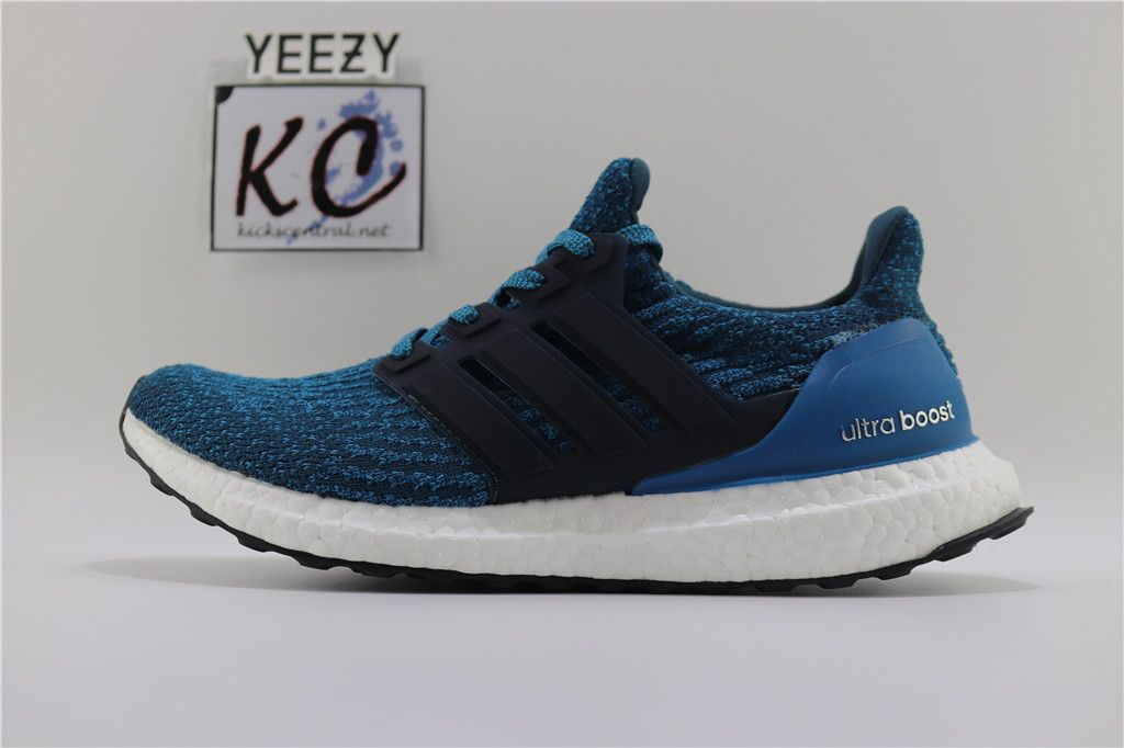watch 2d282 d03ba Adidas Ultra Boost 3.0 Blue Petrol S82021