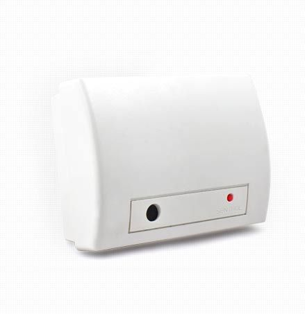 Our Glass Break Sensor Is Specifically Designed Using Pattern Recognition Technology To Detect The Sound With Images Home Security Home Security Systems Security Equipment