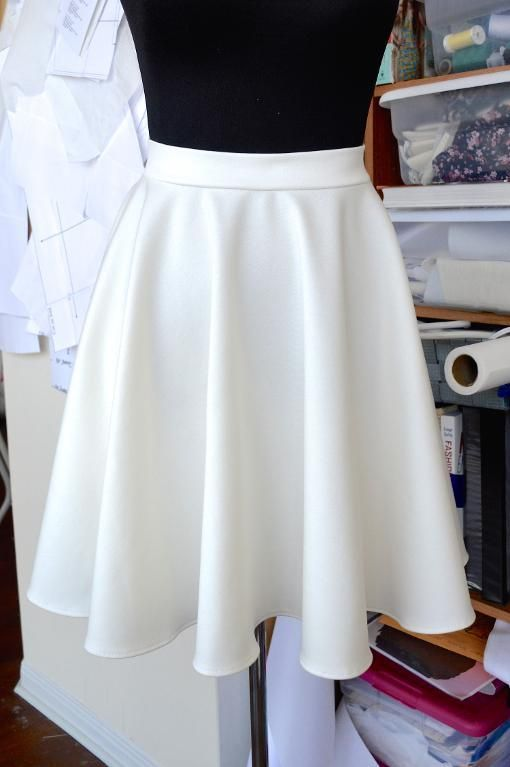 9) Name: \'Sewing : Circle Skirt Waist Template | шьем девочкам ...