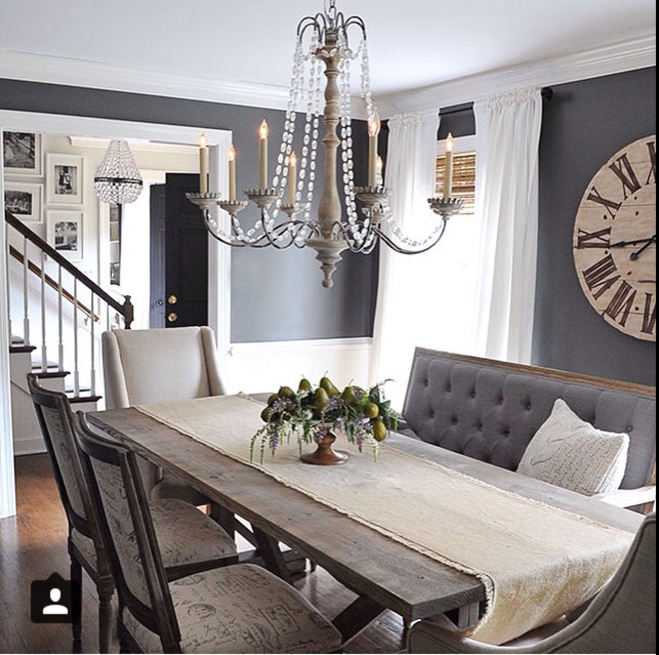 Kendall Dining Room: Dining Room Color Scheme & Decor