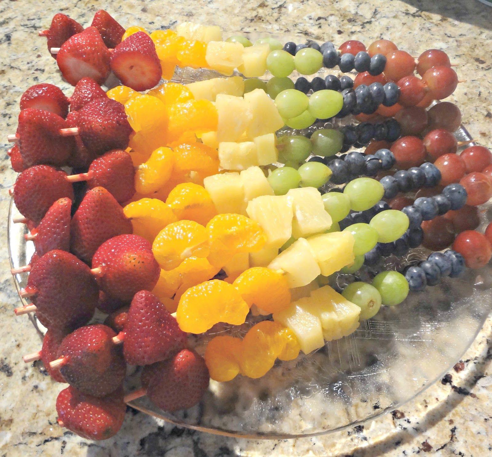 Unique Baby Shower Food Baby Shower Fun Frutas