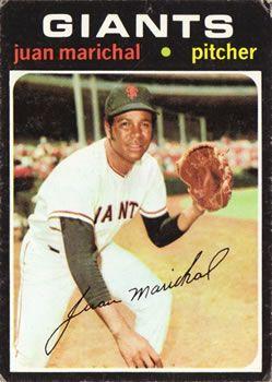 325 - Juan Marichal - San Francisco Giants