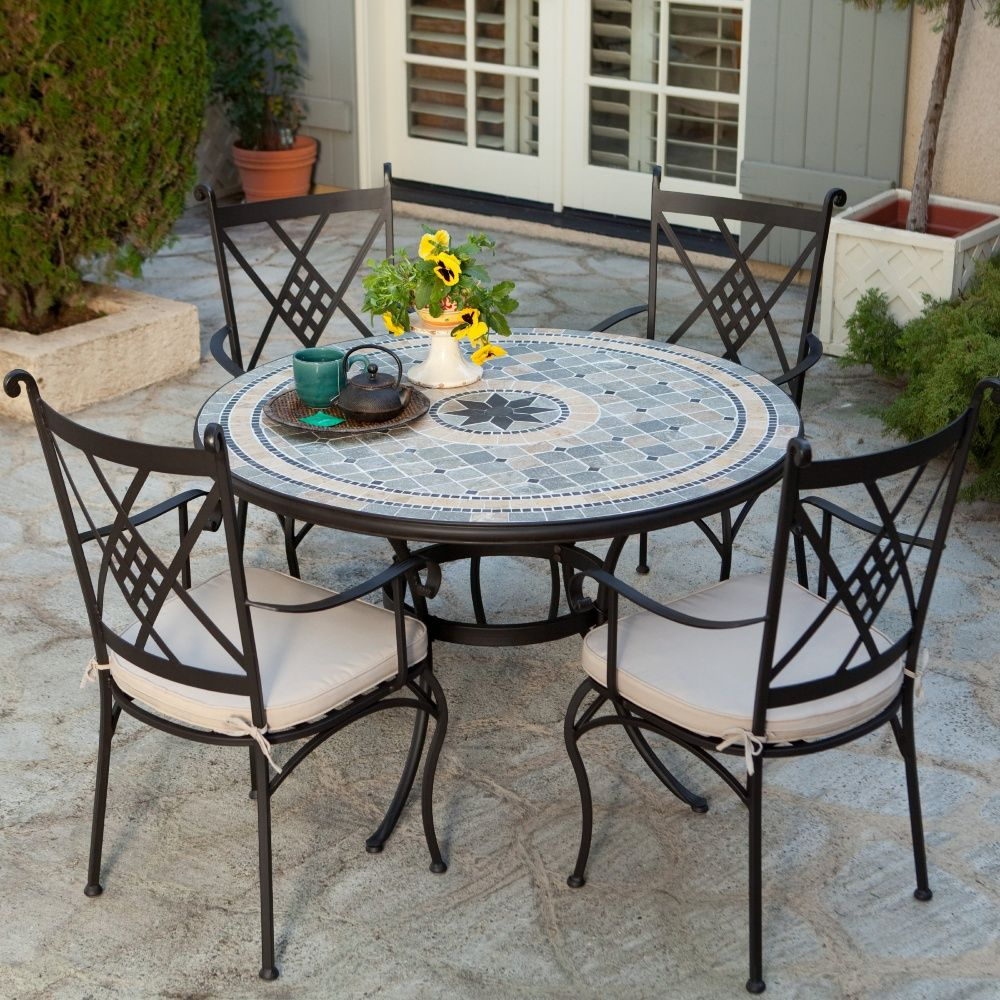 Belham Living Barcelona Collection Patio Dining Set