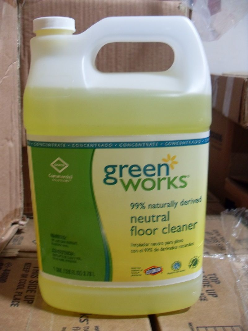 Neutral Floor Cleaner 128oz 7 00