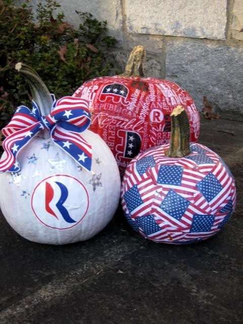 REPUMPLICANS: Republican Pumpkins . GOP | Im sorry gifts, Sorry gifts, Pumpkin contest