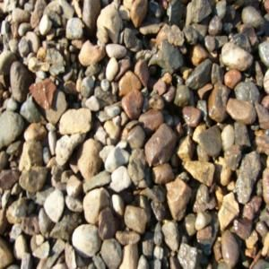Pond Pebbles Landscape Rock At The Home Depot