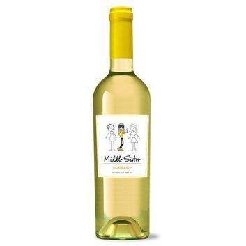 I'm learning all about Middle Sister Wicked White Wine 750 ml at @Influenster!