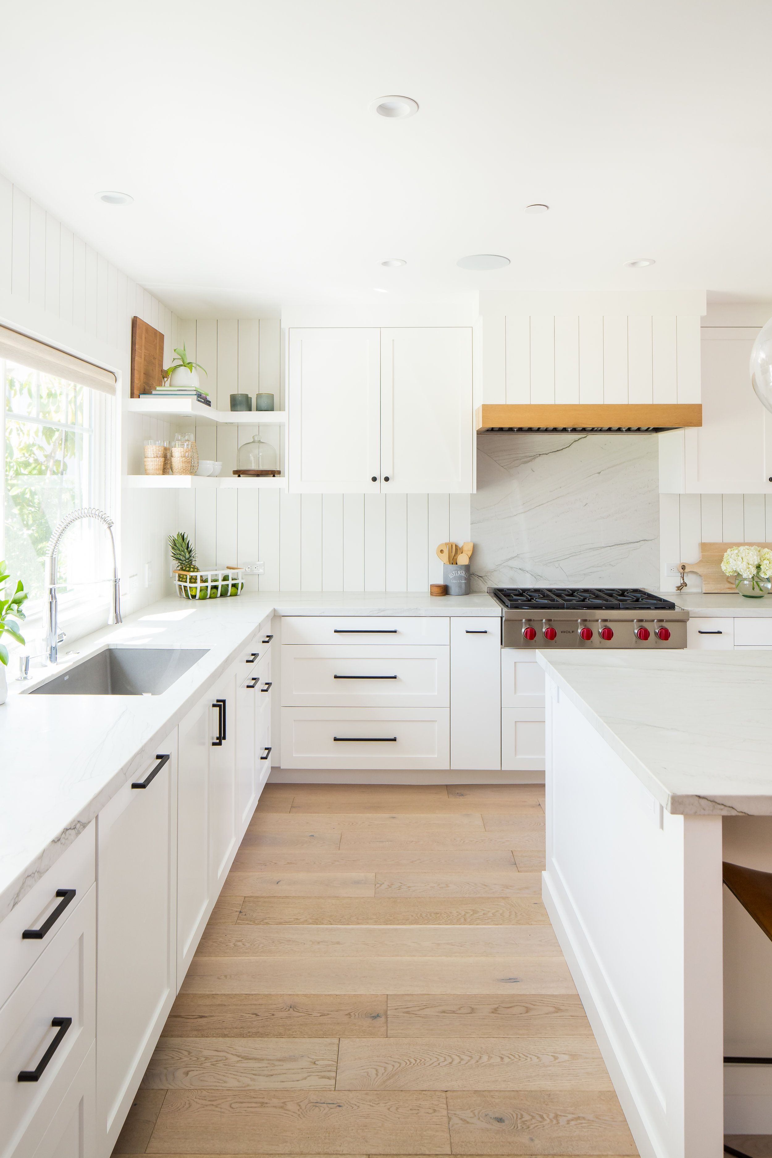 New Kitchen Design Tiles In Kitchen Design Modern Kitchen Design Ideas Kitchen Design Galley In 2020 White Cottage Kitchens Cottage Style Kitchen Shiplap Kitchen